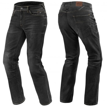 Pantalón vaquero Seventy Degress SD-PJ2 hombre Regular negro