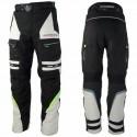 Pantalón de cordura Onboard Cruise negro-gris-flúor