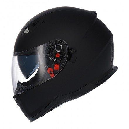 Casco integral Shiro SH-881 SV Monocolor negro mate