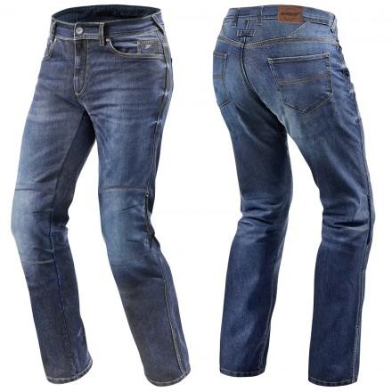 Pantalón vaquero Seventy Degress SD-PJ2 hombre Regular azul oscuro