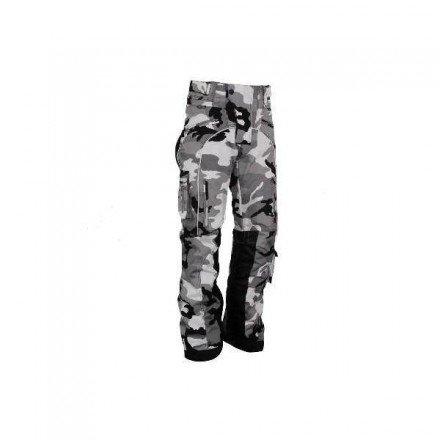 Pantalón de cordura camuflaje Goyamoto GM-137 gris