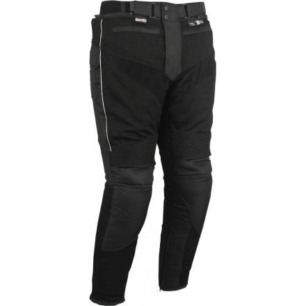 Pantalón de cordura de verano Goyamoto GM-134 color negro