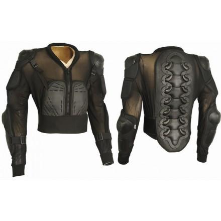 Peto protector chaqueta Goyamoto GM-281 con espaldera fija