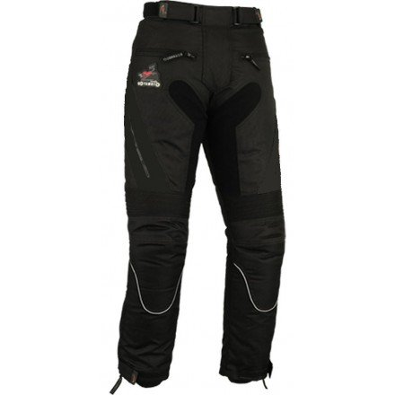 Pantalón de cordura mujer Goyamoto GM-141 color negro