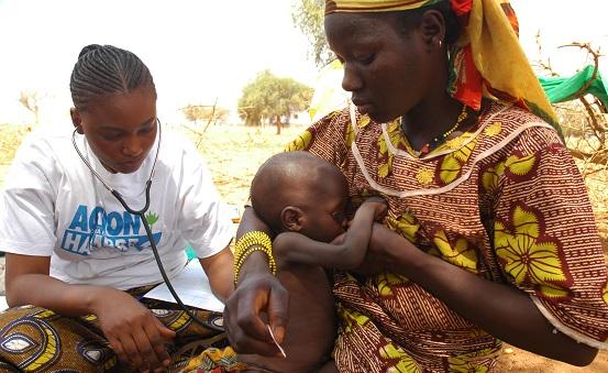 ONG Acción contra el hambre